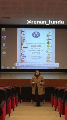 Prof. Dr. R. Funda Barbaros - Ege Üniversitesi İktisat Fakültesi